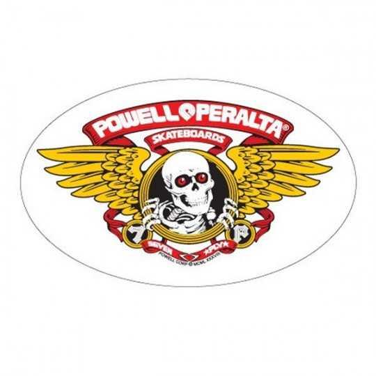 """Powell Peralta Winged Ripper 5"""" Sticker"""