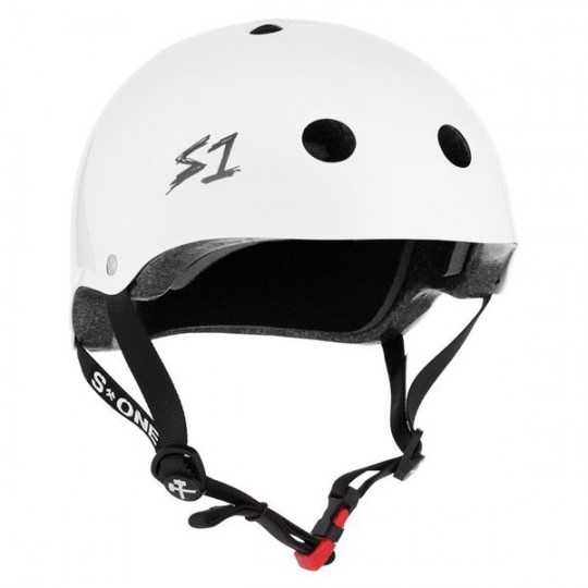 S-One Mini Lifer Blanc Casque(Coque)
