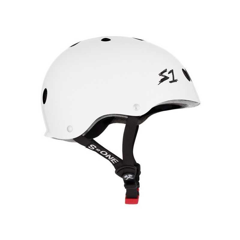 S1 Lifer Full Face Longboard Skateboard Helmet Matt Black