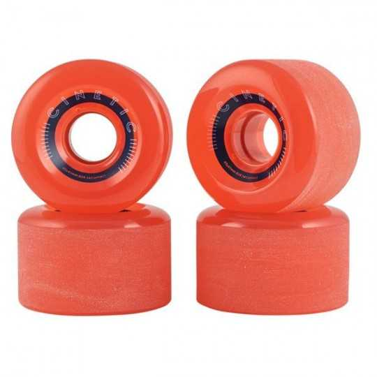 Cinetic Cygnus 65mm Longboard Wheels