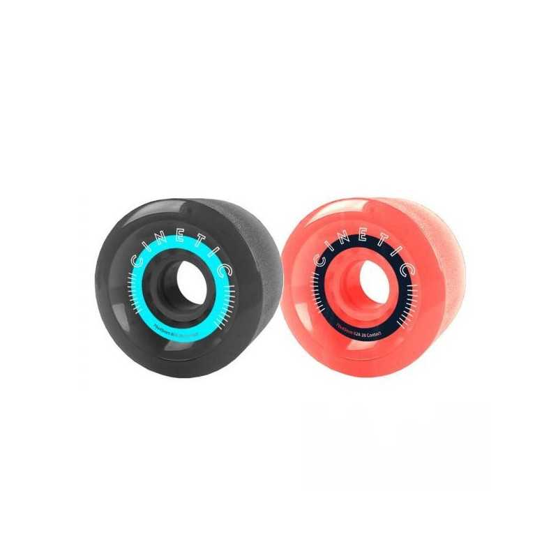Cinetic Cygnus 70mm Longboard Wheels