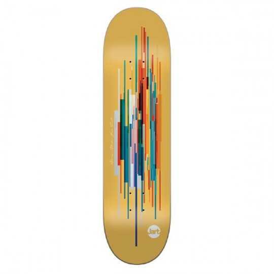 """Jart Defrag 8.375"""" LC Plateau Skateboard"""