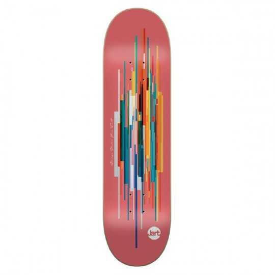 """Jart Defrag 8.5"""" LC Plateau Skateboard"""