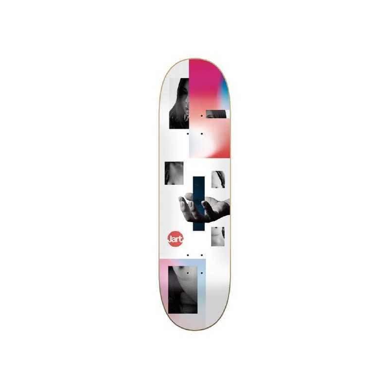 "Jart Ivansky 7.75"" HC Skateboard Deck"