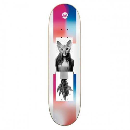 "Jart Ivansky 8"" HC Plateau Skateboard"