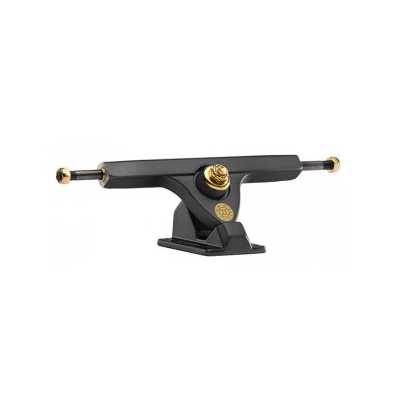 "Caliber 2 Fifty Satin Smoke 10"" Single longboard truck"