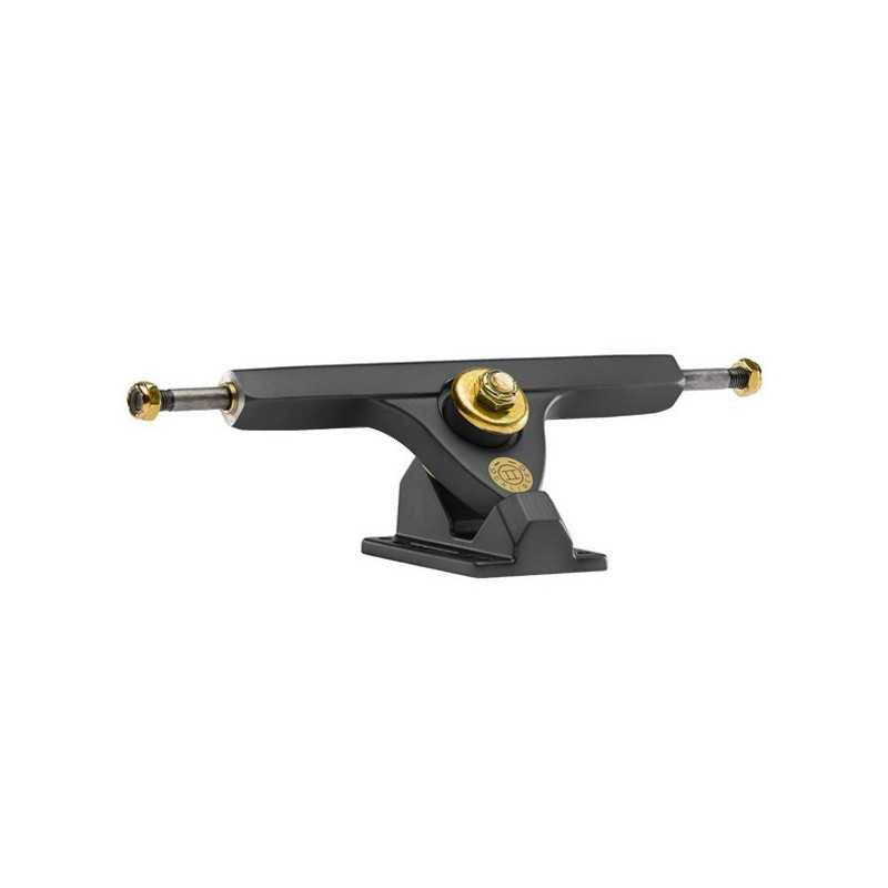 "Caliber 2 Forty Four 10"" Satin Smoke Truck longboard(Unité)"