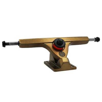 """Caliber 2 Forty Four 10"""" Gangster Gold Truck longboard(Unité)"""