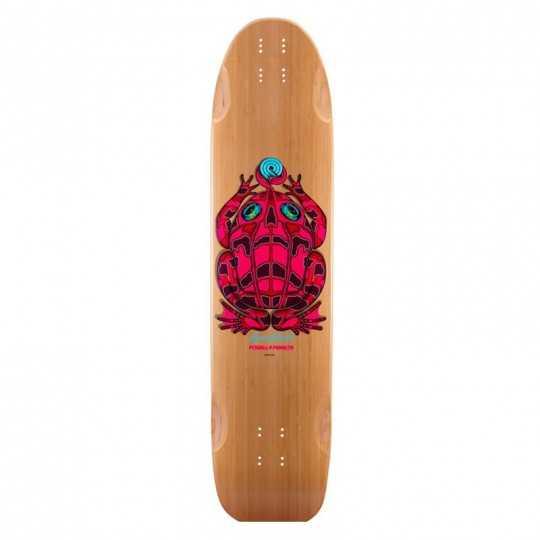 Powell Peralta Mini Byron Essert Bamboo Longboard Deck