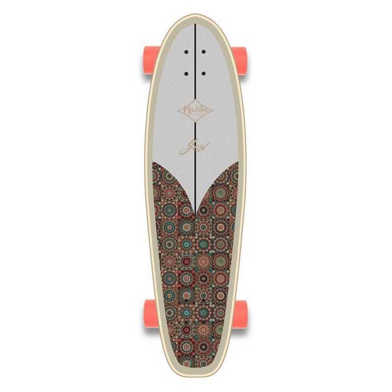 YOW Surfskate monopat/ín Skate Skateboard Longboard Waikiki 40
