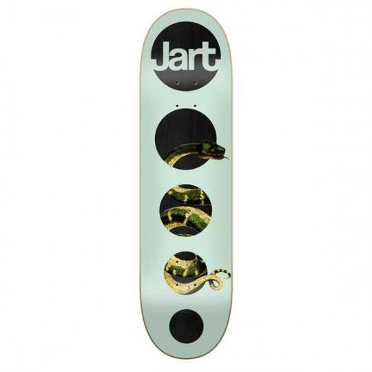 "Jart Window 8"" HC Skateboard Deck"