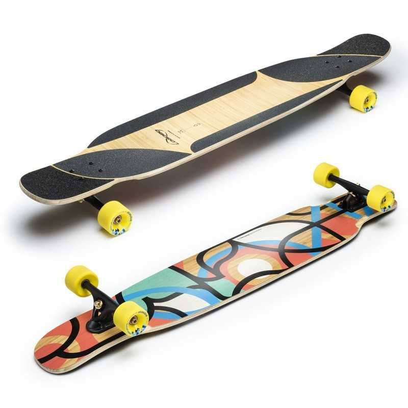 "Loaded Bhangra 48.5"" V2 Longboard complet"