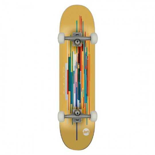 """Jart Defrag 8.375"""" LC Skateboard Complet"""