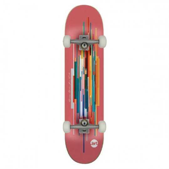 """Jart Defrag 8.375"""" LC Complete Skateboard"""
