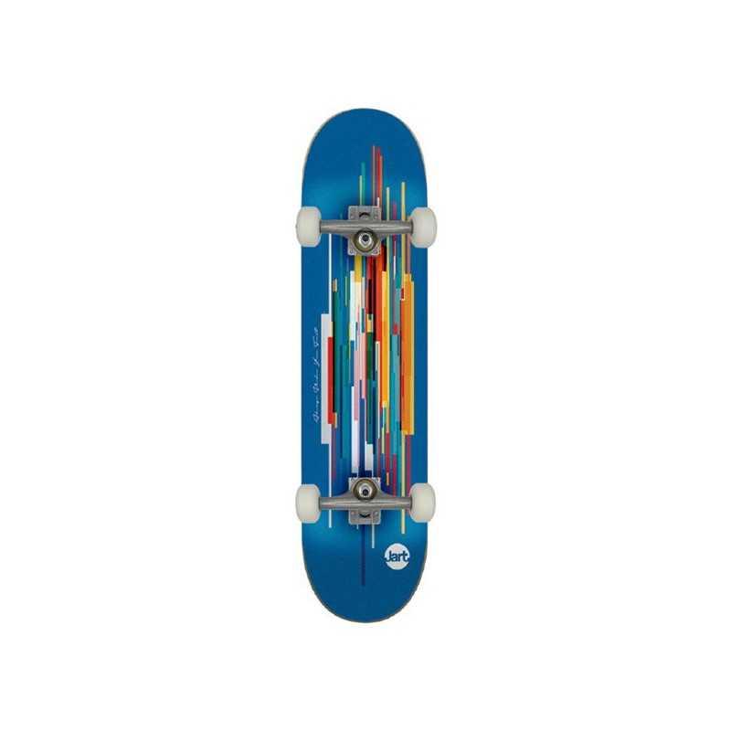 """Jart Defrag 9"""" LC Complete Skateboard"""