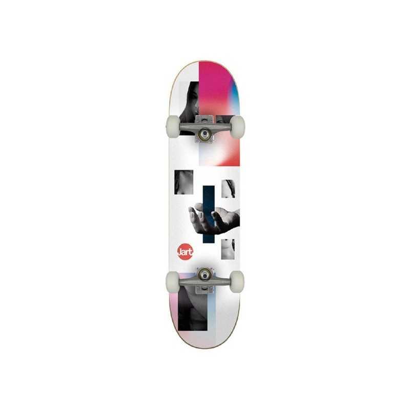 """Jart Ivansky 7.75"""" HC Complete Skateboard"""