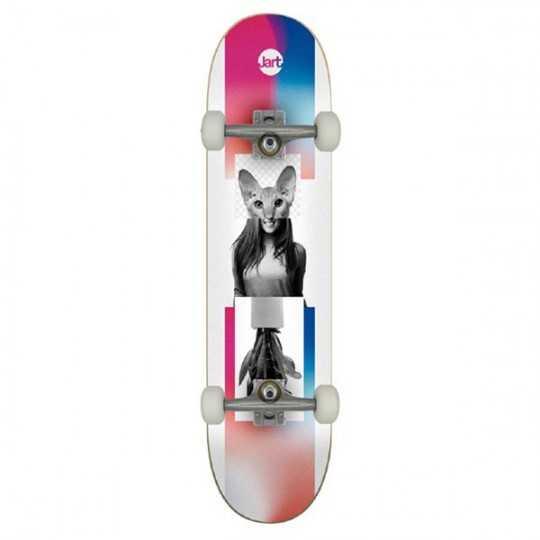 """Jart Ivansky 8"""" HC Complete Skateboard"""