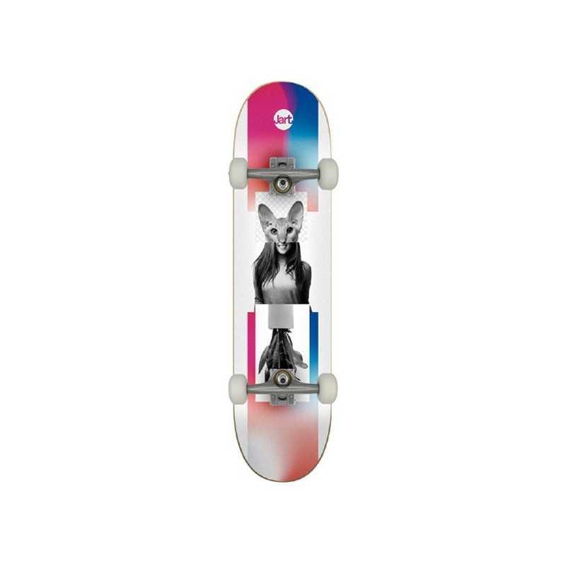 """Jart Ivansky 8"""" HC Skateboard Complet"""