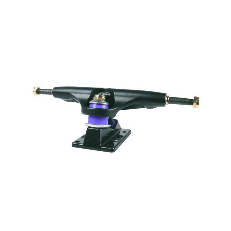 "Iron 5.25"" High Black Skateboard Truck(Single)"
