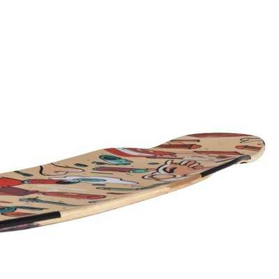 "Alternative Chauma M ""Junkyard"" Longboard Deck"