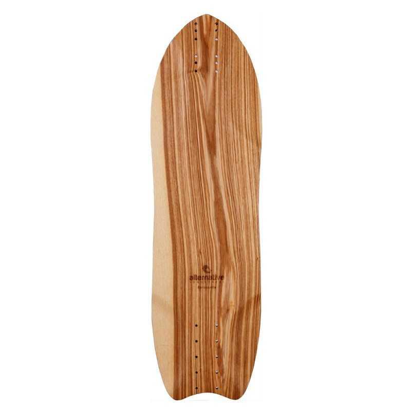 Alternative La Barouquette Longboard Deck