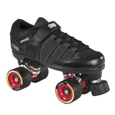 Chaya Emerald Hard Roller Derby Skates