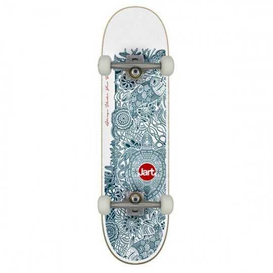 "Jart Henna 8"" LC Complete Skateboard"