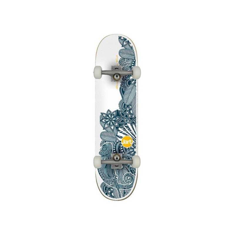"Jart Henna 8.25"" LC Complete Skateboard"