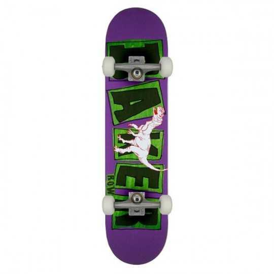 "Baker Zorilla Brand Logo 7.875"" Skateboard Complet"