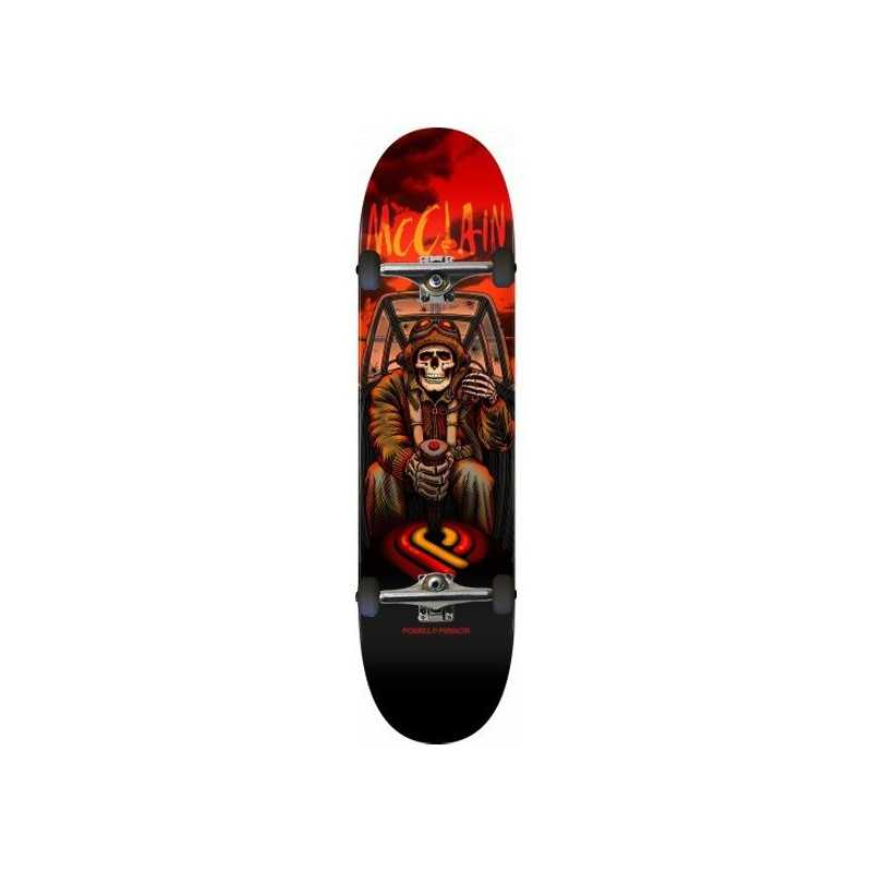 "Powell Peralta Flight McLain Pilot 8.25"" Skateboard Complet"