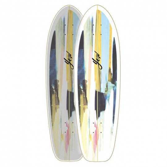 """YOW Teahupoo 34"""" Plateau Surfskate"""