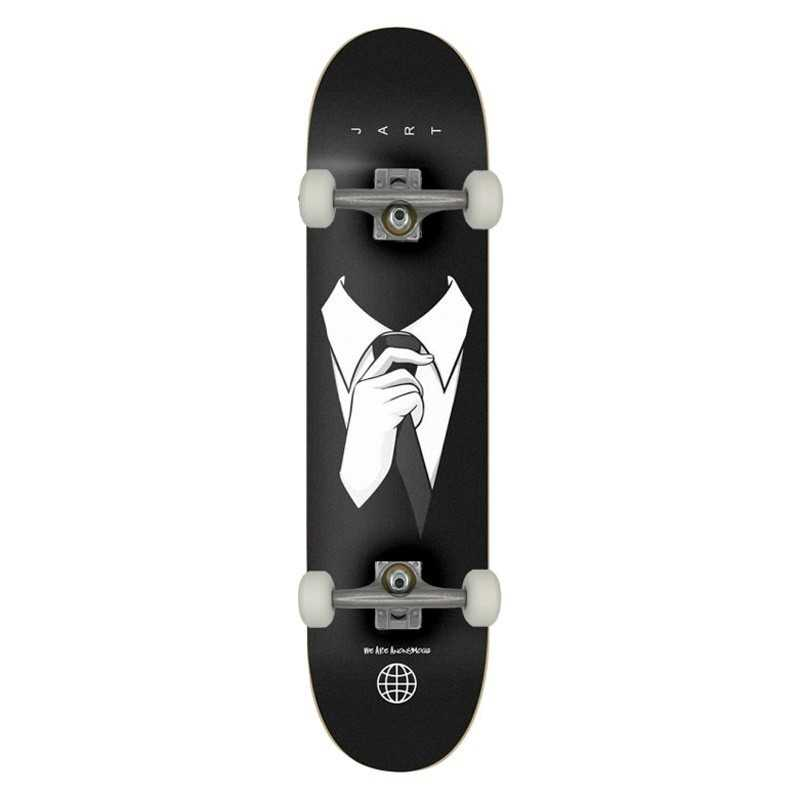 "Jart Anonymous 7.87"" HC Skateboard Complet"