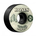 Bones 100's V4 54mm Black N°11 Skateboard Wheels