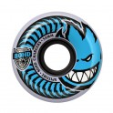 Spitfire Chargers 80HD 54mm Grey/Blue Roues Skateboard