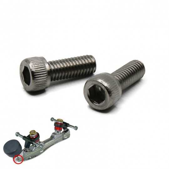 Pilot Toe Stop Locking Screws(Set)