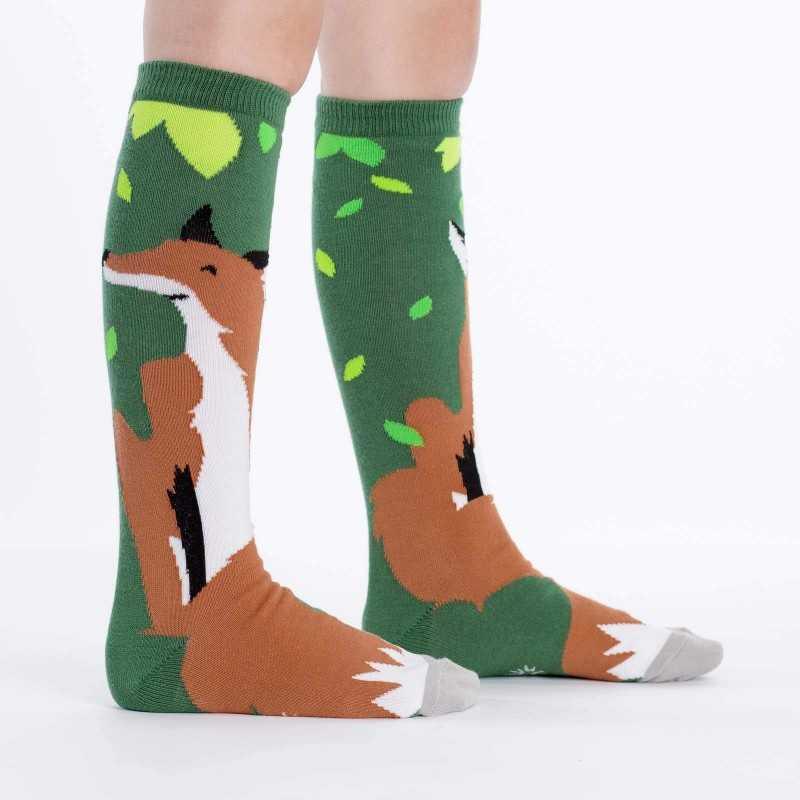 "Sock It To Me ""Foxy"" Chaussettes Mi-bas Enfants"