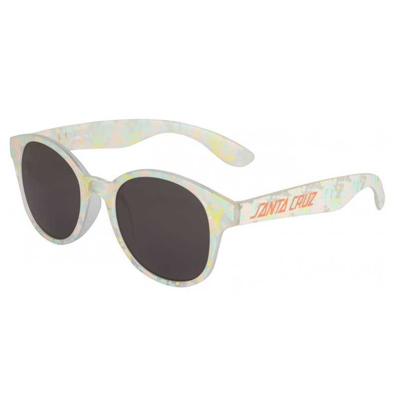 Santa Cruz Tie-Dye Coral/Jade Womens Sunglasses