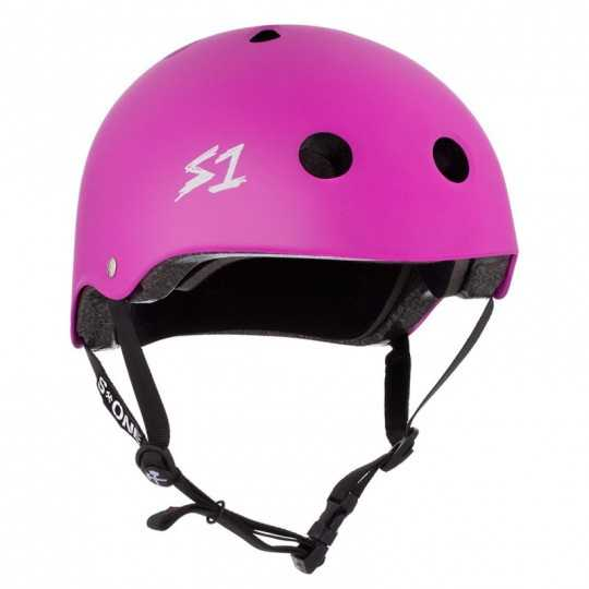 S-One V2 Lifer Bright Purple Helmet(Shell)