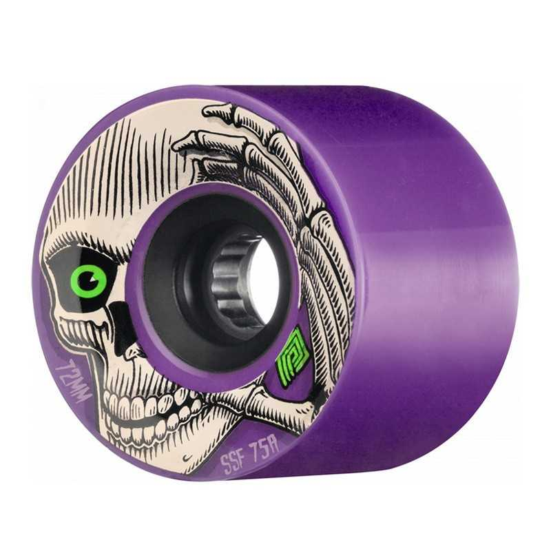 Powell Peralta Kevin Reimer 72mm Longboard Wheels