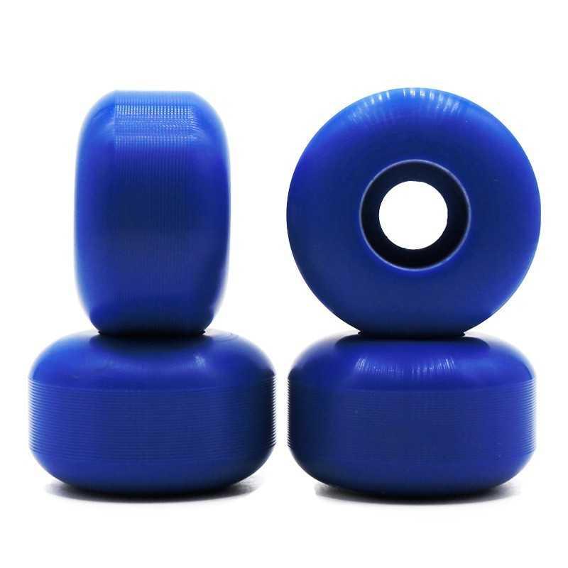 Nudes 52mm Blue Skateboard wheels