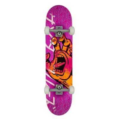 """Santa Cruz Hando 8"""" Taper Tip Skateboard complet"""