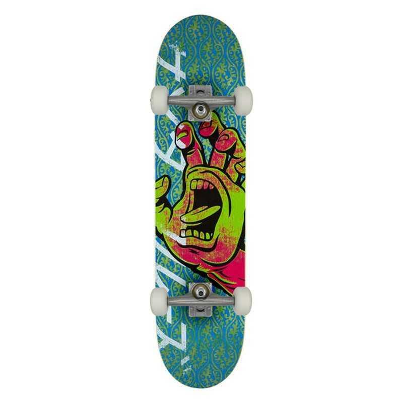 """Santa Cruz Hando 8.25"""" Taper Tip Skateboard complet"""