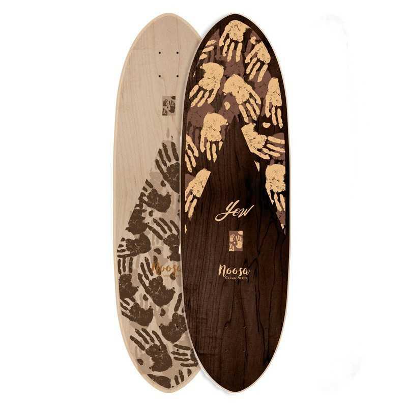"""YOW Noosa 35"""" Surfskate Deck"""