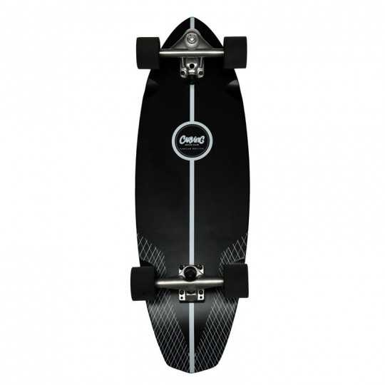 "Slide Diamond 32"" Carving Social Club Surfskate"