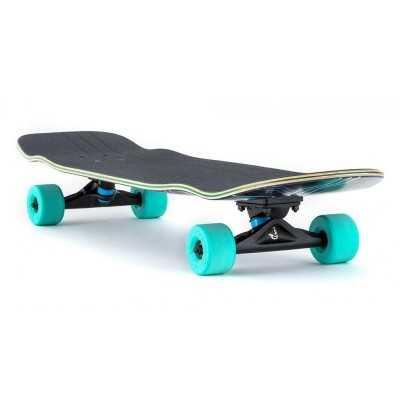 Landyachtz Sidewalker Relay Skateboard Hybride Complet