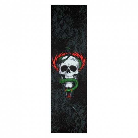 """Powell Peralta McGill Skull & Snake 9""""x33"""" Skateboard Griptape"""