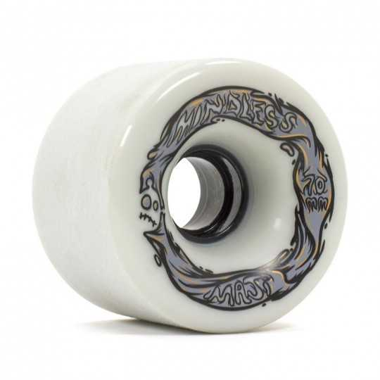 Mindless Maji V2 70mm Longboard wheels