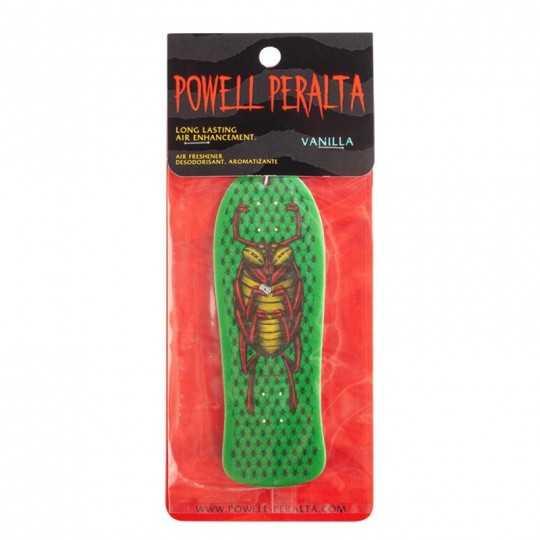 Powell Peralta Bug Green Désodorisant