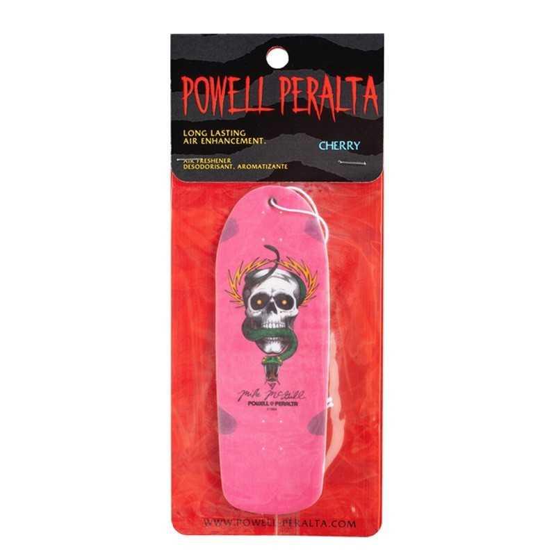 Powell Peralta Mc Gill Skull & Snake Pink Air Freshner