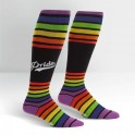 "Sock It To Me ""Team Pride"" Chaussettes Mi-bas Stretch-It"
